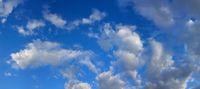 Spring Sky Panorama