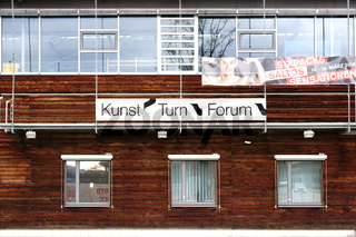 Kunst-Turn-Forum Stuttgart