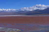 Red Lake, Bolivia, South America