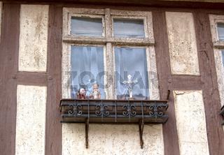 Stadt Burg, Sachsen-Anhalt, Ostdeutschland