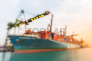 Port heavy industry Background