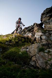 Downhill in Obernberg