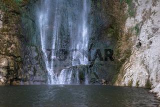 Bliha Wasserfall bei Sanski Most, Bosnien