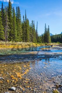 Banff in autumn