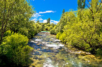 Krcic river stream ig freen landscape