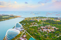 Harbor, Gardens by Bay, Singapore