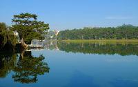 landscapes of Da Lat city