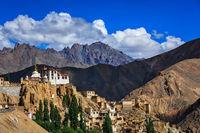Lamayuru Gompa (Tibetan Buddhist monastery), Ladakh