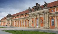 Historische Gebäude in Potsdam, Deutschland, Europa