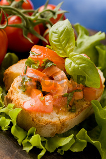 Bruschetta - Appetizer