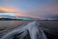 Northern Norway sunrise