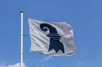 Basel Canton Flag
