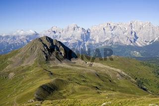 Bergkette, Sextener Dolomiten, Italien, mountain range, sextener dolomite, Italy