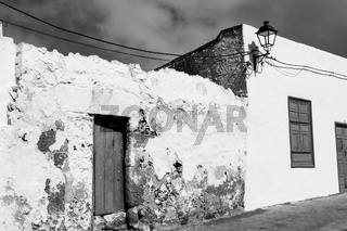 Tequise, Lanzarote