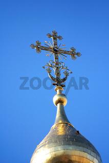 Kreuz, russisch-orthodox