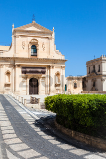 Roman Catholic Diocese of Noto city
