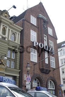 Hamburg, St. Pauli, Davidwache