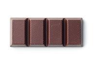 Dark chocolate bar.