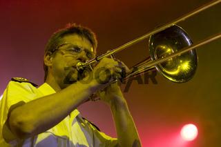 Peter Mocha, Big Band der Bundeswehr