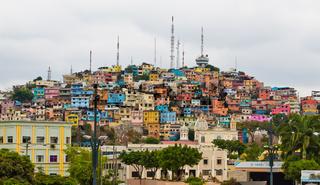Guayaqiul, Stadt in Ecuador