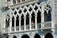 Ca d´oro, Fragment, Venedig