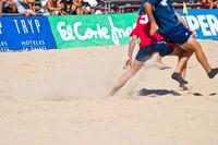 Spanish Championship of Beach Soccer , 2005