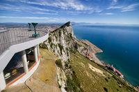 Rock of Gibraltar Viewpoint