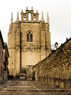 Franziskanerkloster San Juan des Los Reyes, Toledo, Spanien