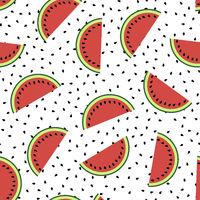 Fresh Slaced Ripe Watermelon
