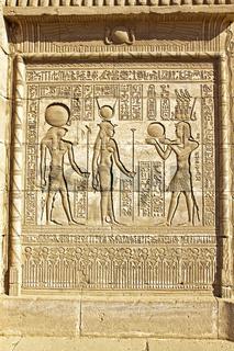 Egypt Qena Temple Of Denderah