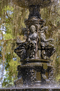 Fountain of the Muses