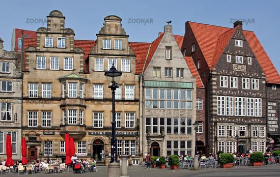 Am Markt, Marktplatz, Bremen