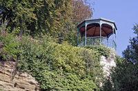 Aussichtspavillion  Stadtgarten Überlingen