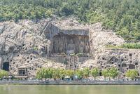 Longmen Grottoes Luayang China
