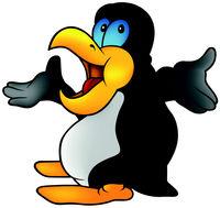 Penguin Talking