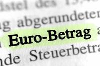 Euro-Betrag