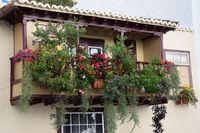 Balkonhaus in Santa Cruz de La Palma