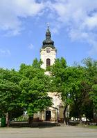 Kikinda town Orthodox church