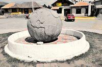 La Bola de Guachala Ecuador