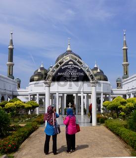 Masjid Kristal, Kuala Terengganu,Malaysia