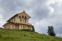 Schachen-Hütte in den Bayerischen Alpen