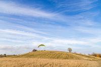 Paraglider in Copenhagen