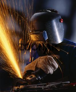 Industrial metalworker