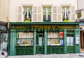 L'Estaminet restaurant in Chartres, France