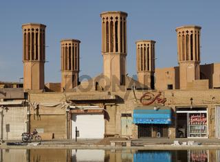Yazd, Iran, Asien