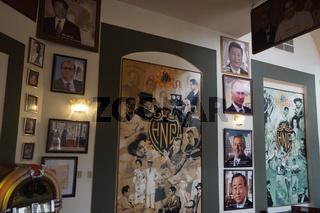 wichtige Leute ,Hotel Nacional,Havanna,Kuba