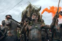 Bloco da Lama in Paraty, Rio de Janeiro State, Brazil Carnival