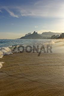 Arpoador, Ipanema and leblon beaches