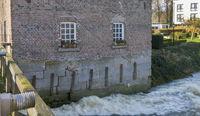 Detail Schepersche Mühle