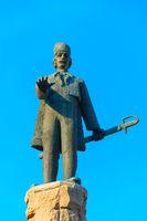 Avram Iancu monument. Cluj-Napoca